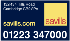 Savills | 132-134 Hills Road, Cambridge, CB2 8PA | savills.com | 01223 347000